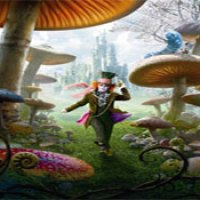 First Look: Alice in Wonderland