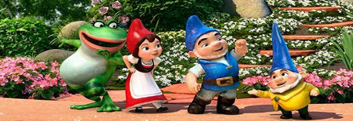 Review: Gnomeo & Juliet (2011)
