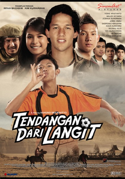 Download Film Bioskop Indonesia Tendangan Dari Langit