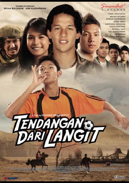 Download Film Bioskop Indonesia Tendangan Dari Langit