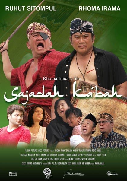 download film sajadah ka'bah rhoma irama
