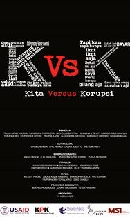 Kita-VS-Korupsi-poster