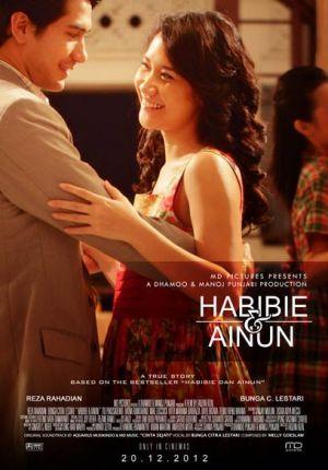Image result for habibie dan ainun 2012
