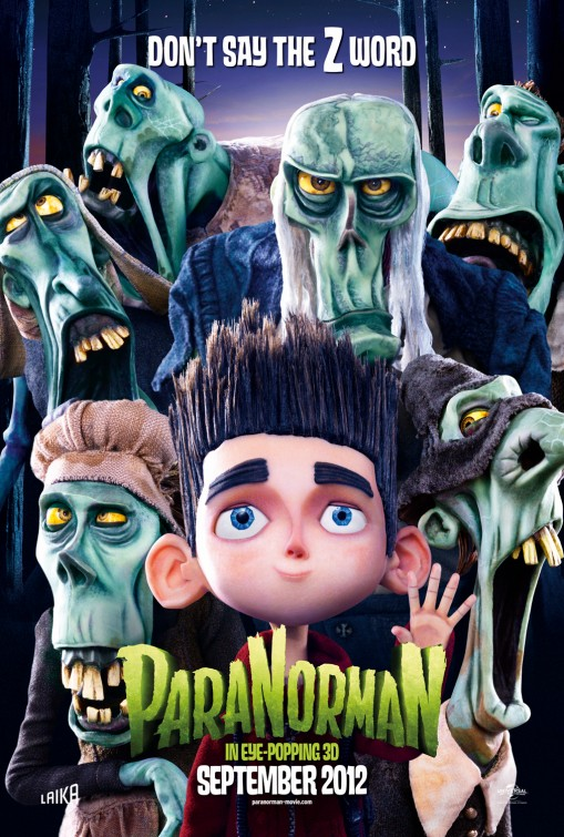 Review: ParaNorman (2012) | At The Movies
