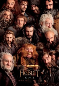 The Hobbit: An Unexpected Journey (New Line Cinema/Metro-Goldwyn-Mayer/WingNut Films/3Foot7, 2012)