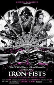 The Man with the Iron Fists (Arcade Pictures/Iron Fists, 2012)