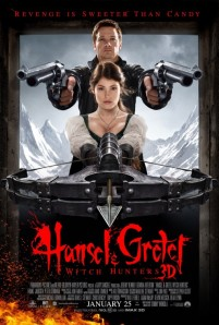 Hansel & Gretel: Witch Hunters (Paramount Pictures/ Metro-Goldwyn-Mayer Pictures/Gary Sanchez Productions/MTV Films, 2013)