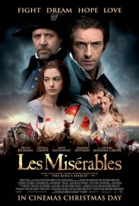 Les Misérables (Working Title Films/Cameron Mackintosh Ltd., 2012)