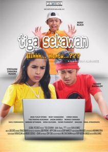 Tiga Sekawan (Global Pictures, 2013)