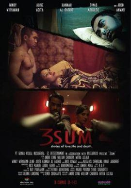 3Sum (PT Graha Visual Nusantara/EC Entertainment/Avatara88, 2013)