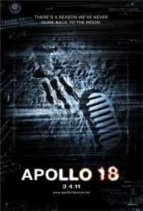 Apollo 18 (Dimension Films/Bekmambetov Projects Ltd./Apollo 18 Productions, 2011)