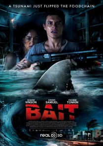 Bait (Bait Productions/Screen Australia/Media Development Authority/Pictures in Paradise/Blackmagic Design Films/Blackmagic Design/Story Bridge Films, 2012)