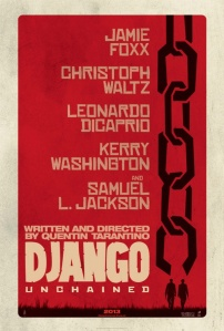 Django Unchained (The Weinstein Company/Columbia Pictures, 2012)