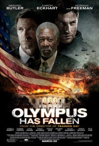 Olympus Has Fallen (Millennium Films/Nu Image Films/West Coast Film Partners, 2013)