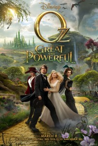Oz the Great and Powerful (Walt Disney Pictures/Roth Films, 2013)