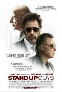 Stand Up Guys (Lionsgate/Sidney Kimmel Entertainment/Lakeshore Entertainment, 2012)