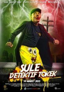 Sule Detektif Tokek (Rumah Kreatif 23, 2013)
