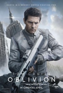 Oblivion (Universal Pictures/Chernin Entertainment/Ironhead Studios/Radical Pictures/Radical Studios/Truenorth Productions, 2013)