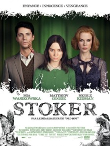 Stoker (Fox Searchlight Pictures/Indian Paintbrush/Scott Free Productions, 2013)