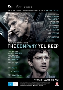 The Company You Keep (Voltage Pictures/Wildwood Enterprises/Brightlight Pictures/Kingsgate Films/TCYK North Productions, 2012)