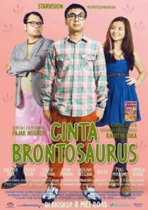 Cinta Brontosaurus (Starvision Plus, 2013)