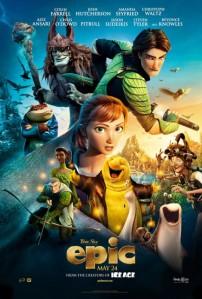 Epic (Twentieth Century Fox Animation/Blue Sky Studios, 2013)