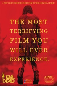 Evil Dead (FilmDistrict/Ghost House Pictures/TriStar Pictures, 2013)