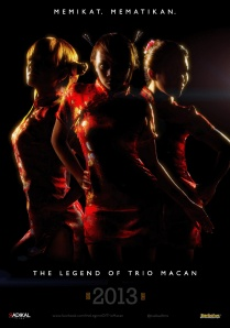 The Legend of Trio Macan (Radikal Films, 2013)