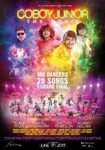 Coboy Junior the Movie (Falcon Pictures, 2013)