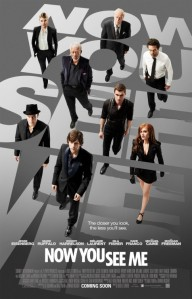 Now You See Me (Summit Entertainment/K/O Paper Products/SOIXAN7E QUIN5E/See Me Louisiana, 2013)