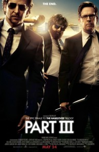 The Hangover Part III (Green Hat Films/Legendary Pictures, 2013)