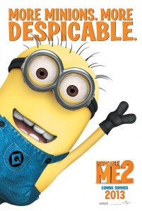 Despicable Me 2 (Illumination Entertainment, 2013)