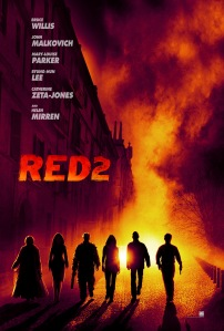 RED 2 (Summit Entertainment/Di Bonaventura Pictures/DC Entertainment, 2013)
