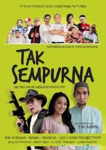 Tak Sempurna (Putaar Production/Cineprime Pictures, 2013)