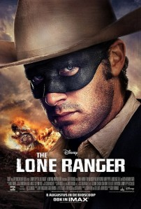 The Lone Ranger (Walt Disney Pictures/Jerry Bruckheimer Films/Blind Wink Productions/Classic Media/Infinitum Nihil/Silver Bullet Productions, 2013)