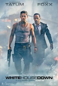 White House Down (Mythology Entertainment/Centropolis Entertainment/Iron Horse Entertainment, 2013)