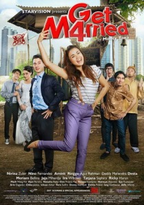 Get M4rried (Starvision Plus, 2013)