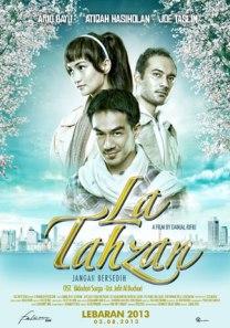 La Tahzan (Jangan Bersedih) (Falcon Pictures, 2013)