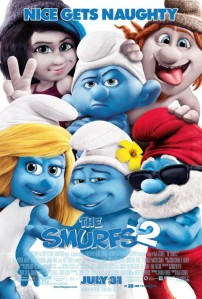 The Smurfs 2 (Columbia Pictures/Sony Pictures Animation/Hemisphere Media Capital/Kerner Entertainment Company, 2013)