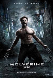 The Wolverine (Marvel Entertainment/The Donners' Company/Seed Productions/Hutch Parker Entertainment/Dune Entertainment/Ingenious Media/Big Screen Productions, 2013)