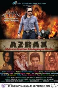 Azrax Melawan Sindikat Perdagangan Wanita (Gatot Brajamusti Film, 2013)