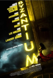 Byzantium (Demarest Films/Lipsync Productions/Number 9 Films/Parallel Film Productions/WestEnd Films, 2013)