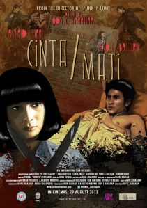 Cinta/Mati (Shooting Star, 2013)