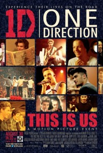 One Direction: This is Us (Fulwell 73/Syco Entertainment/TriStar Pictures/Warrior Poets, 2013)