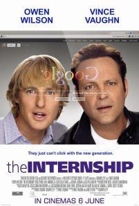 The Internship (Regency Enterprises/Wild West Picture Show Productions/21 Laps Entertainment/Dune Entertainment, 2013)