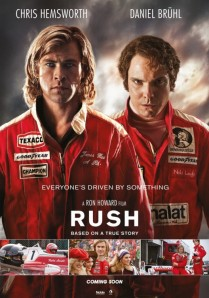 Rush (Exclusive Media/Cross Creek Pictures/ Imagine Entertainment/Revolution Films/Working Title Films/Egoli Tossell Film/Action Concept Film- und Stuntproduktion/Merced Media Partners, 2013)