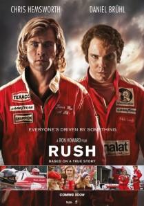 Rush (Exclusive Media/Cross Creek Pictures/ Imagine Entertainment/Revolution Films/Working Title Films/Egoli Tossell Film/Action Concept Film- und Stuntproduktion/Merced Media Partners, 2013)