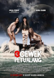 3 Cewek Pertualang (Mitra Pictures/BIC Productions, 2013)