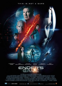 Ender's Game (Summit Entertainment/OddLot Entertainment/Chartoff Productions/Taleswapper/K/O Paper Products/Digital Domain, 2013)