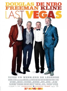 Last Vegas (CBS Films/Gidden Media/Good Universe/Outlaw Sinema, 2013)